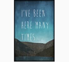 I've Been Here Many Times Unisex T-Shirt