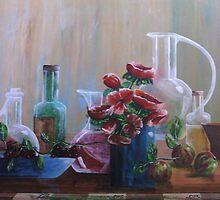 Fruit en Bloemen by GeertWinkel