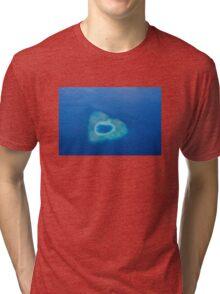 Postcard from the Maldives Tri-blend T-Shirt