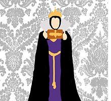 Evil Queen from Snow White by ChandlerLasch