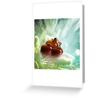 The First & Final Surrender Greeting Card