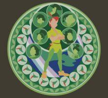Peter Pan: Kingdom Hearts Style by xJacky2312x