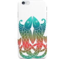 Celtic Knot Fish  iPhone Case/Skin
