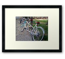 It's A Date!!! Framed Print