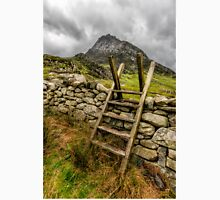 View Of Tryfan  Unisex T-Shirt