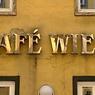 Caf Wien by Walter Quirtmair