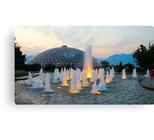 Queen Elizabeth Park Canvas Print