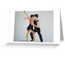 Salsa Greeting Card