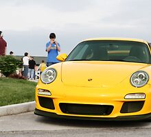 The investment you can't afford not to make. Porsche GT3 by Jake  Calella