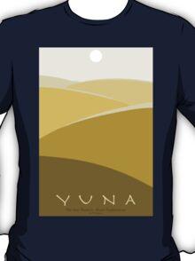 Planet Exploration: Yuna T-Shirt
