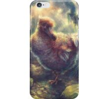 Dodo the Great Pigeon iPhone Case/Skin