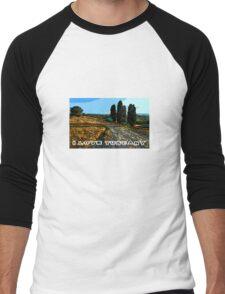 I Love Tuscany Men's Baseball ¾ T-Shirt