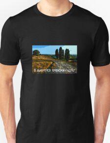 I Love Tuscany T-Shirt