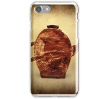 Teapot iPhone Case/Skin