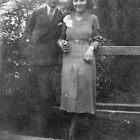 1935 mum & dad by Woodie