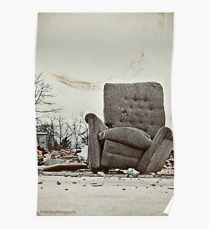 Abandoned Comfort Poster