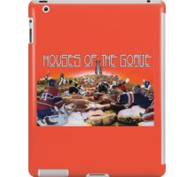 Houses of the Goalie 2015 iPad Case/Skin