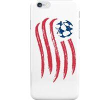 new england revolution iPhone Case/Skin