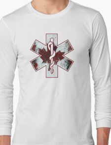 Star of Life Canada (EMS) Long Sleeve T-Shirt