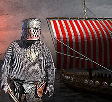 Raider on the Clyde by Louie Pastore