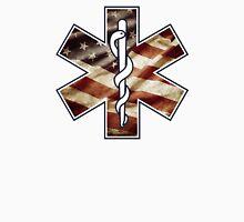 Star of Life America Weathered (EMS) Unisex T-Shirt