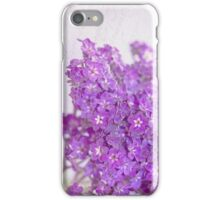 Lavender Wishes iPhone Case/Skin