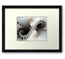 Dispersion Framed Print