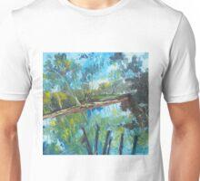 Goulburn River Seymour Victoria Australia Unisex T-Shirt