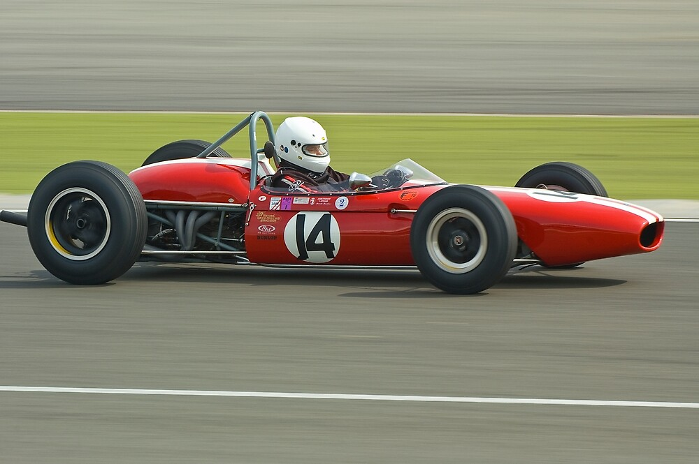 Brabham BT11A by Willie Jackson