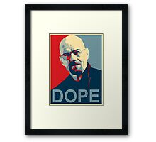 Breaking Bad - Hope  Framed Print