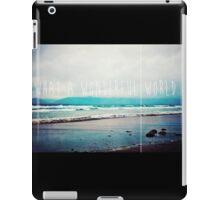 What A Wonderful World iPad Case/Skin