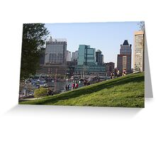 Federal Hill Greeting Card