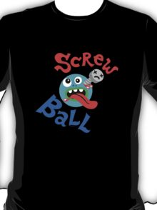 Screwball dark T-Shirt
