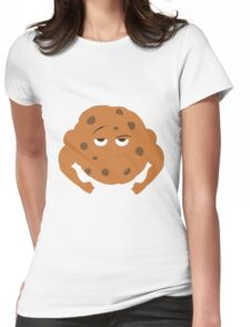 Tough Cookie Womens Fitted T-Shirt
