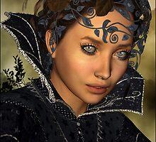 Sapphire by janrique
