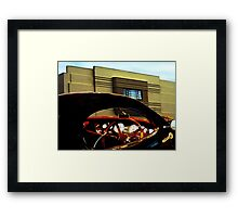 Deco Talbot Lago Framed Print