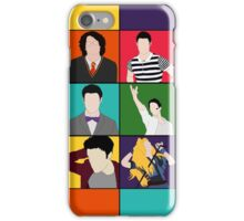 Darren Criss: From Harry to Hedwig iPhone Case/Skin