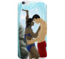 Bridge This Gap (Geronimo!) iPhone Case/Skin
