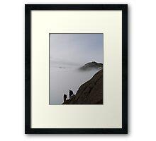 Great Gully Framed Print