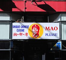 Mao Chinese Restuarant Melbourne by Lorne6575