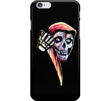 The Halloween Fiend iPhone Case/Skin
