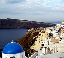 Santorini by MEV Photographs
