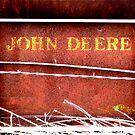 John Deere by Carin Fausett