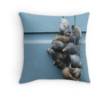 Shells, Leiden Throw Pillow