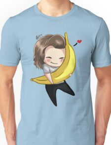 Harry Hugging A Banana Unisex T-Shirt