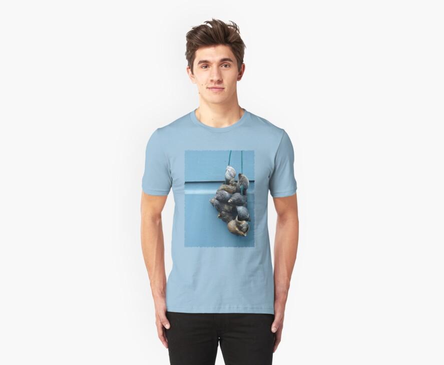 Shells, Leiden (T-Shirt) by Lenka