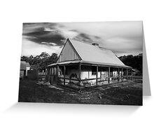 Lobethal Cottage Greeting Card