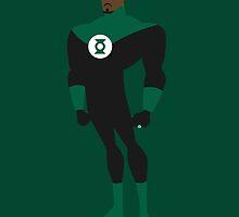 Green Lantern by karlaestrada
