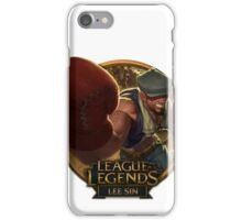 Knockout Lee Sin iPhone Case/Skin