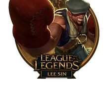 Knockout Lee Sin by ExoDaHuntar